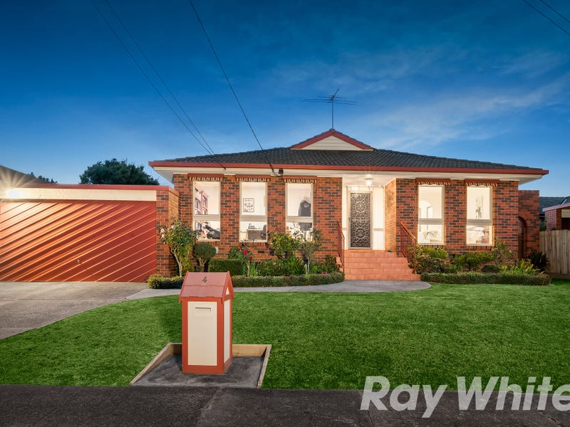 4 Hunter Valley Road, Vermont South, Vic 3133