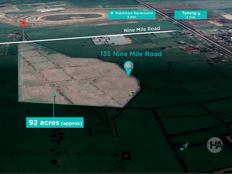 135 Nine Mile Road, Tynong, Vic 3813
