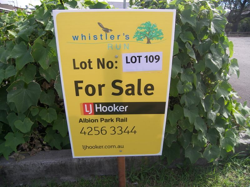 Lot 109 Whistlers Run, Albion Park, NSW 2527