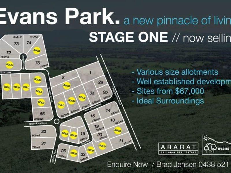 Lot 32, Evans Park, Ararat, Vic 3377