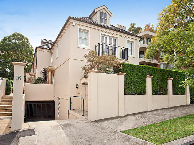 2/16 Hardie Street, Neutral Bay, NSW 2089