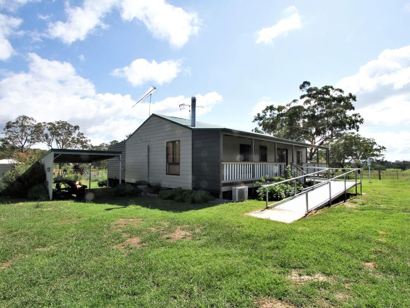 1546 Torrington Road, Stannum, NSW 2371