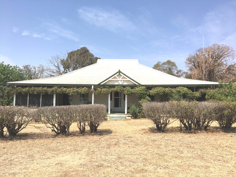 7193 BURRENDONG WAY, Mumbil, NSW 2820