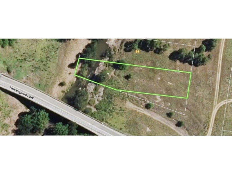 Lot 4, New England Highway, Camberwell, NSW 2330