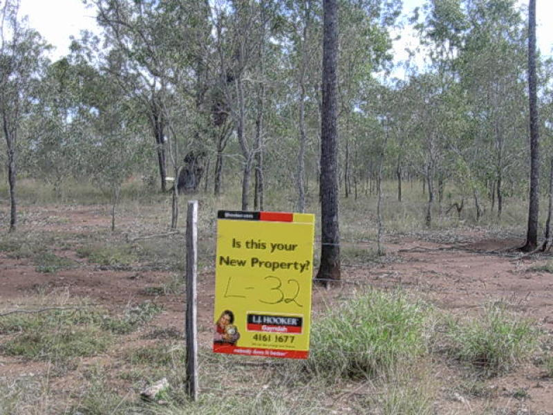 Lot 32, KING GEORGE AVE, Byrnestown, Qld 4625