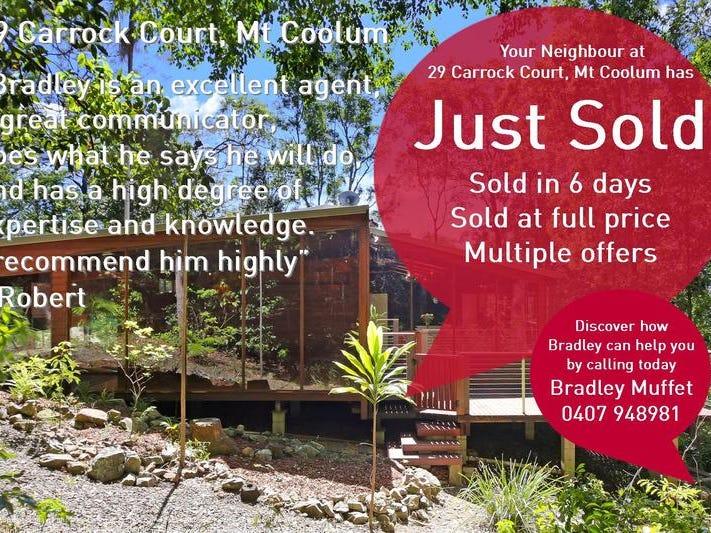 29 Carrock Court, Mount Coolum, Qld 4573