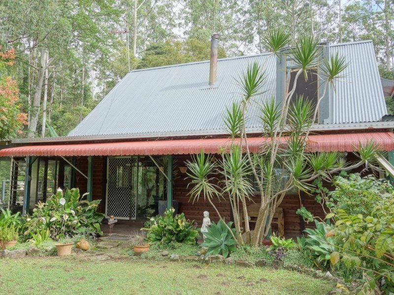 Glenbin Pt Wallaby Road, Stony Chute, NSW 2480