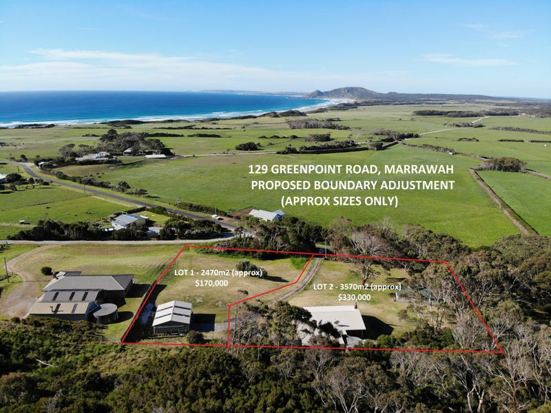129 Green Point Road, Marrawah, Tas 7330
