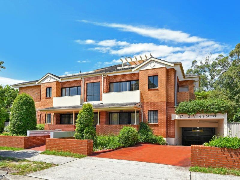 13/17-21 Villiers Street, Kensington, NSW 2033