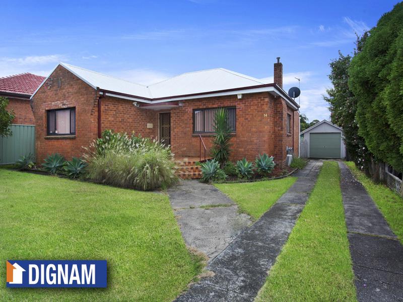 14 Caldwell Avenue, Tarrawanna, NSW 2518