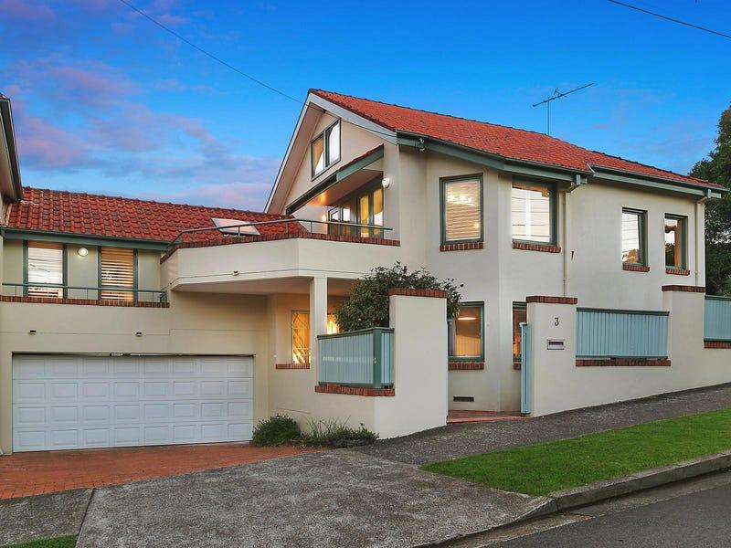 3 Wood Street, Waverton, NSW 2060