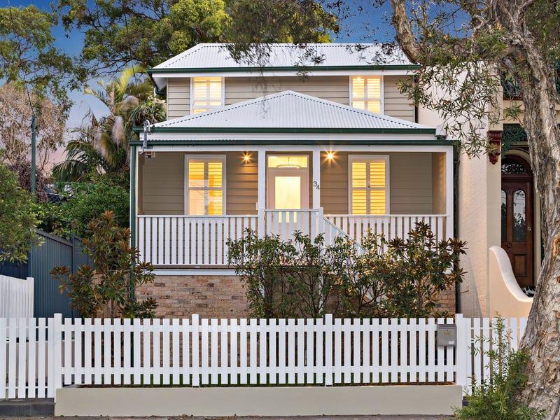 34 Curtis Road, Balmain, NSW 2041