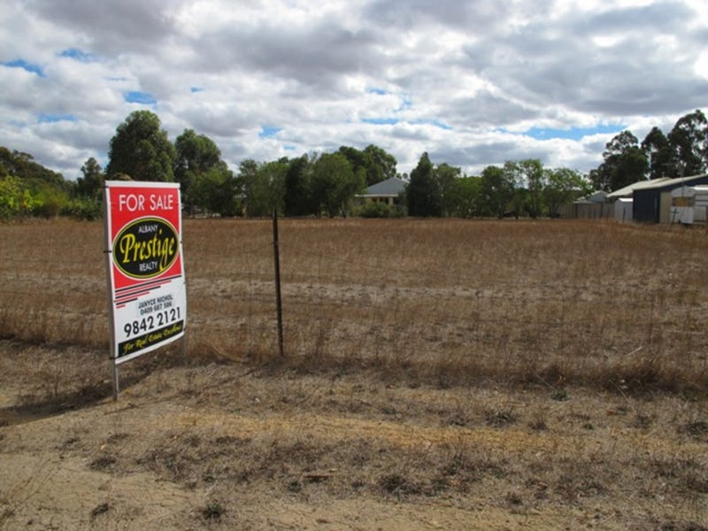 Lot 420 Third Avenue, Kendenup, WA 6323