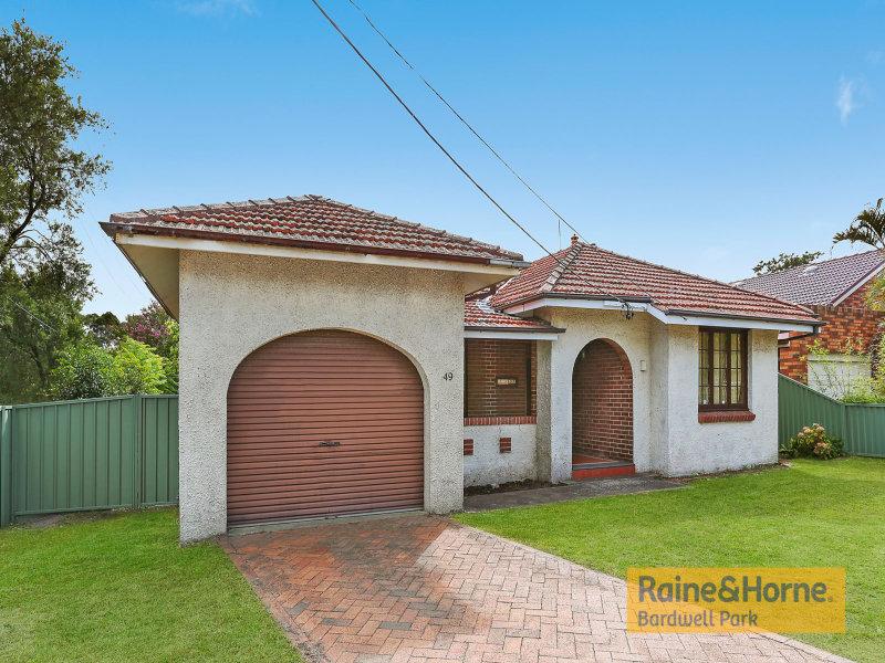 49 Hannam Street, Bardwell Valley, NSW 2207