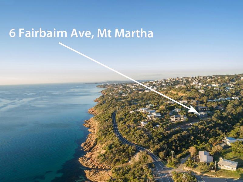 6 Fairbairn Avenue, Mount Martha, Vic 3934