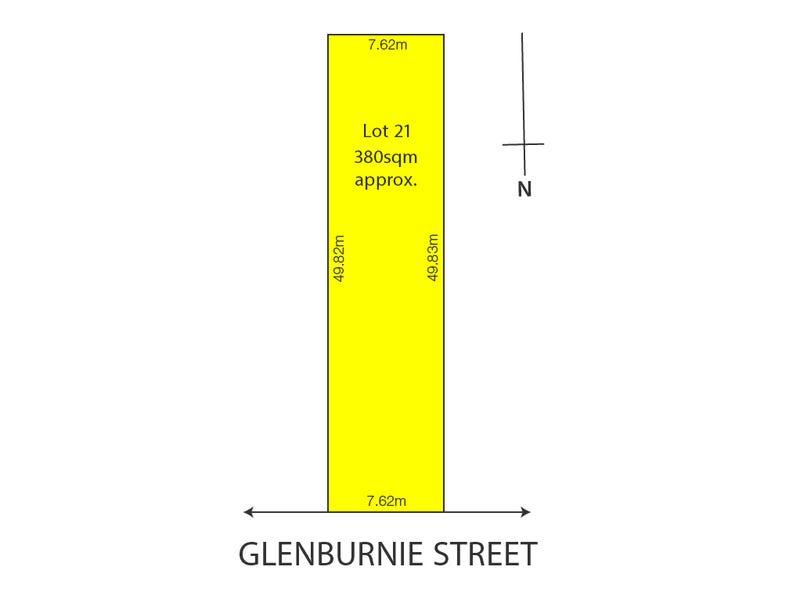 Lot 21, 17 Glenburnie Street, Seaton, SA 5023