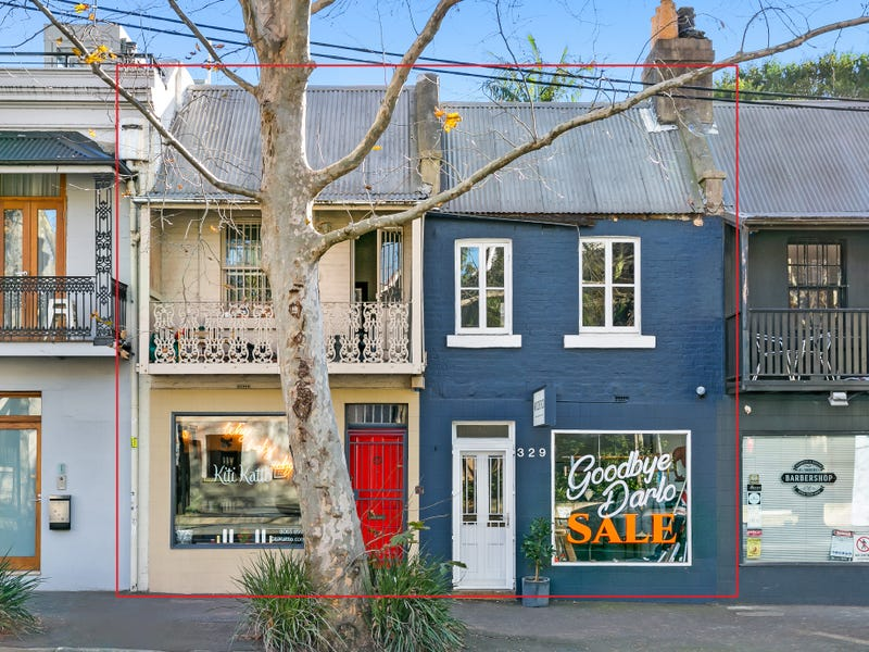 329 & 331 South Dowling Street, Darlinghurst