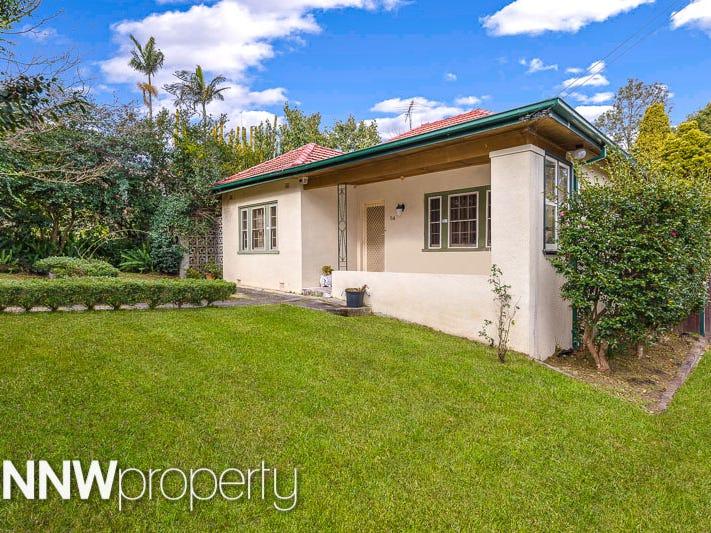 54 Burdett Street, Hornsby, NSW 2077