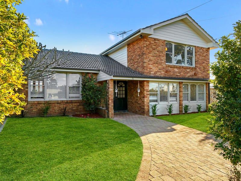 16 Hawthorn Street, Loftus, NSW 2232