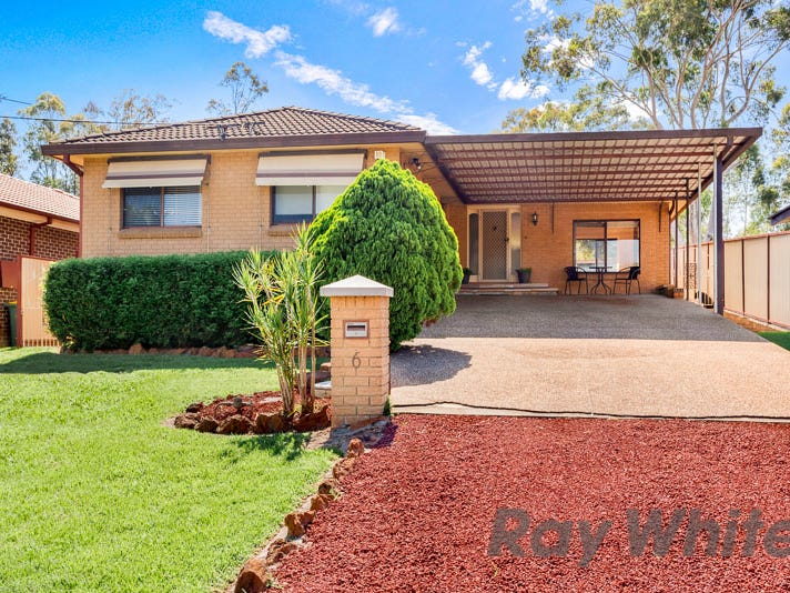 6 Raymond Street, Freemans Reach, NSW 2756