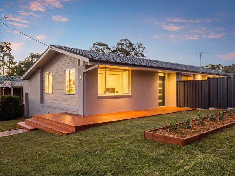 8 Barnetts Road, Winston Hills, NSW 2153