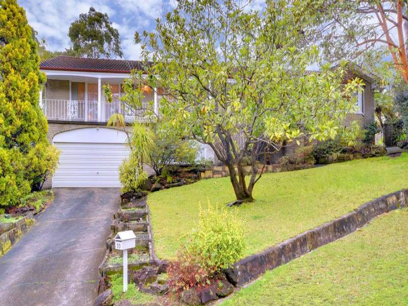10 Gleneagles Crescent, Hornsby, NSW 2077