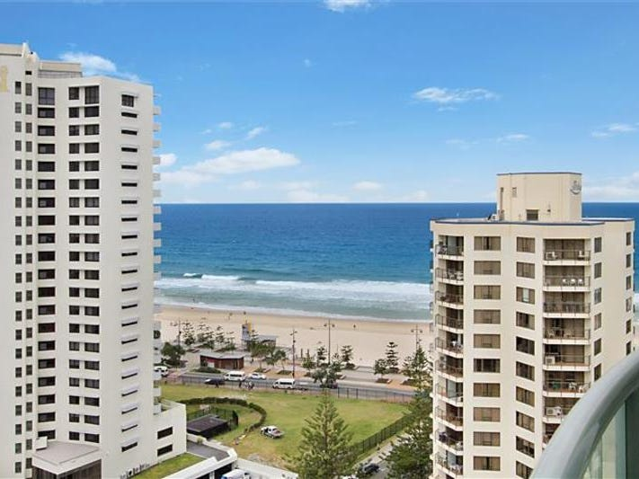 1405-1406/25 Laycock Street, Surfers Paradise, Qld 4217