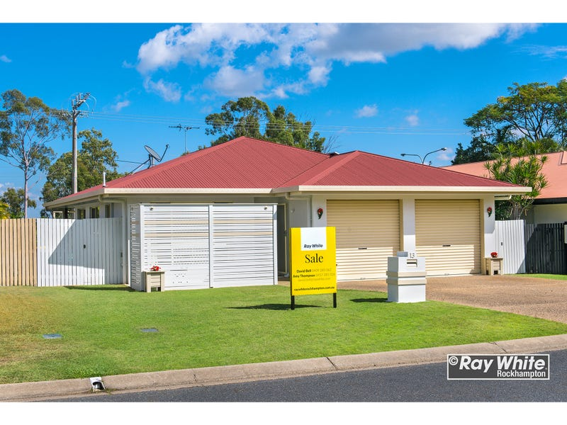 13 Brookside Avenue, Norman Gardens, Qld 4701