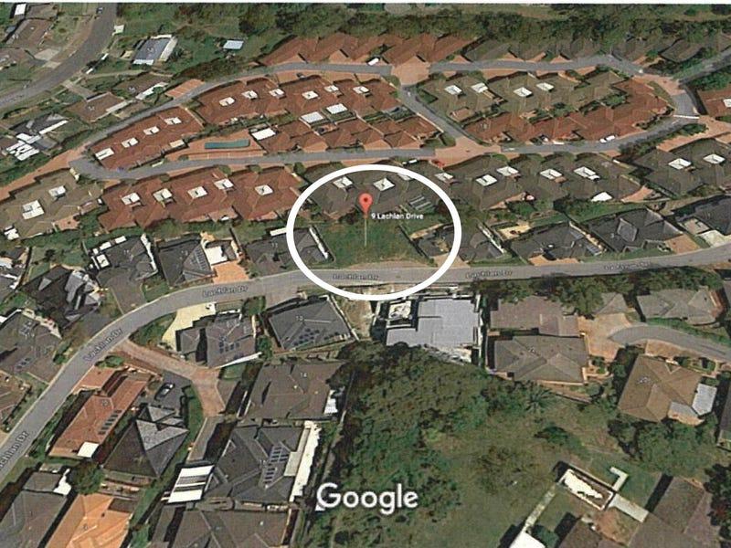 9 Lachlan Drive, Winston Hills, NSW 2153