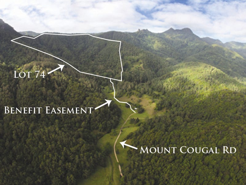 Lot 74 Mt Cougall Road, Tallebudgera Valley, Qld 4228