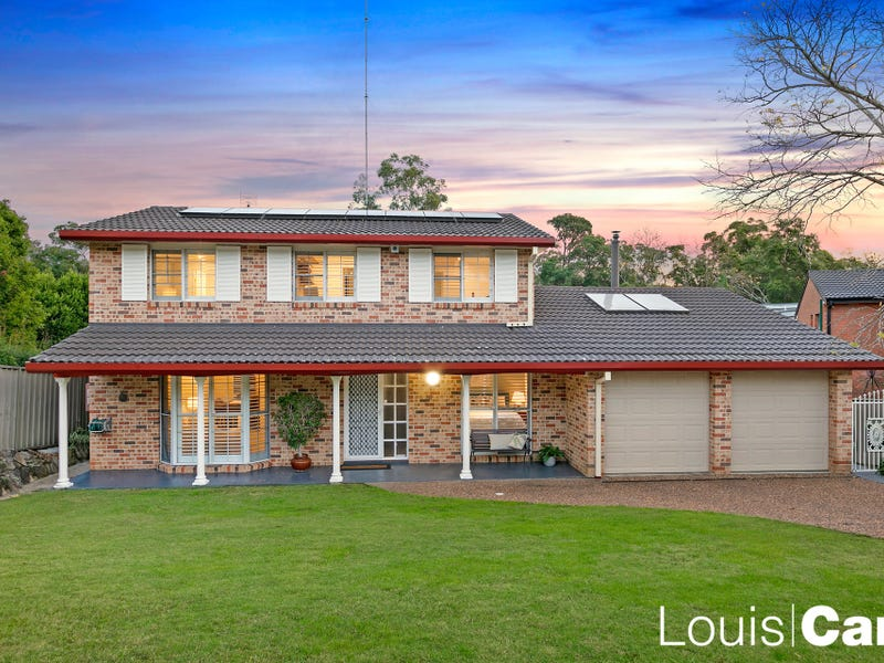 16 Cansdale Place, Castle Hill, NSW 2154