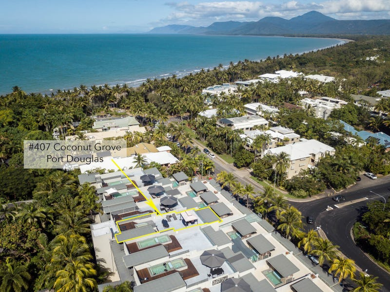 407 Coconut Grove/56 Macrossan Street, Port Douglas, Qld ...