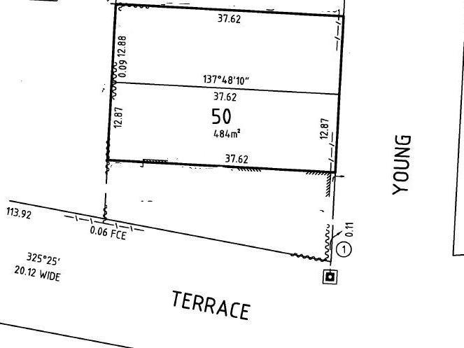 1 (Lot 50) Young St, Wallaroo, SA 5556