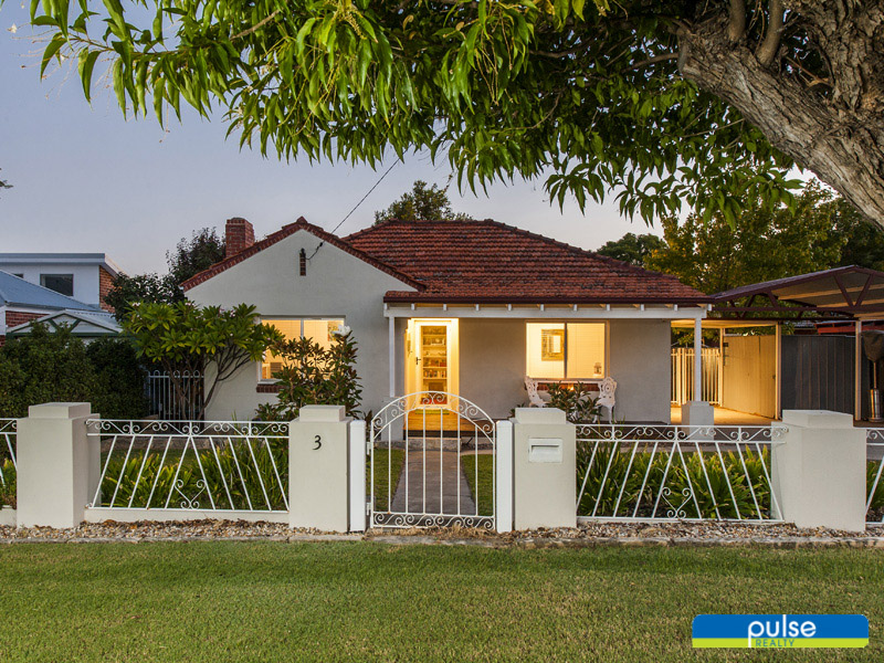 3 Bush Street, St James, WA 6102