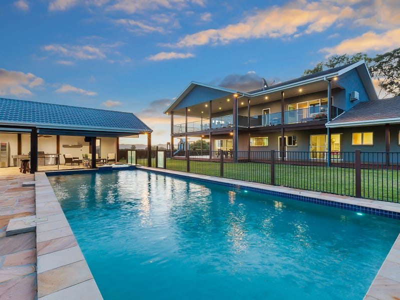 270 Round Mountain Road, Round Mountain, NSW 2484