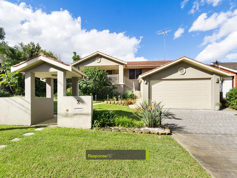 2 Goodin Road, Baulkham Hills, NSW 2153