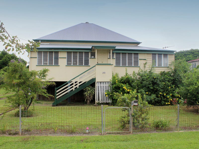 243 Pallas Street, Maryborough, Qld 4650