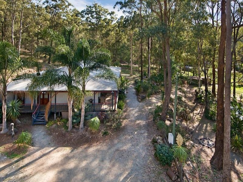 66 Cedar Creek Falls Rd, Tamborine Mountain, Qld 4272