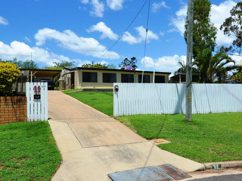 11 Perriman St, Gracemere, Qld 4702