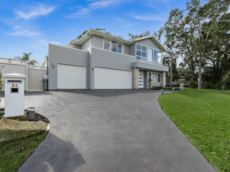 34 Greenbank Grove, Culburra Beach, NSW 2540
