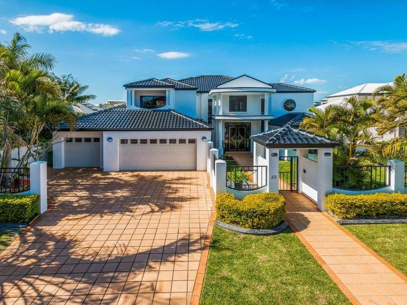 23 The Sovereign Mile, Sovereign Islands, Qld 4216