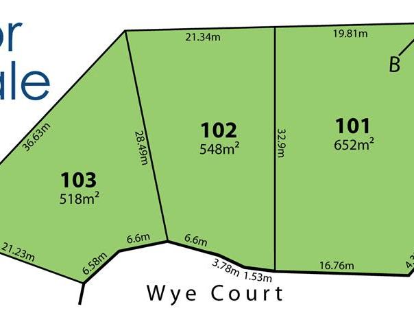 Lot 102 Wye Court, Para Hills, SA 5096