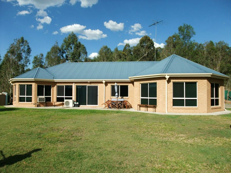 819 Boonah Rathdowney Road, Wallaces Creek, Qld 4310