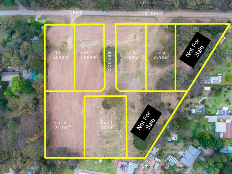 Lot 8 Kent Road, Yerrinbool, NSW 2575