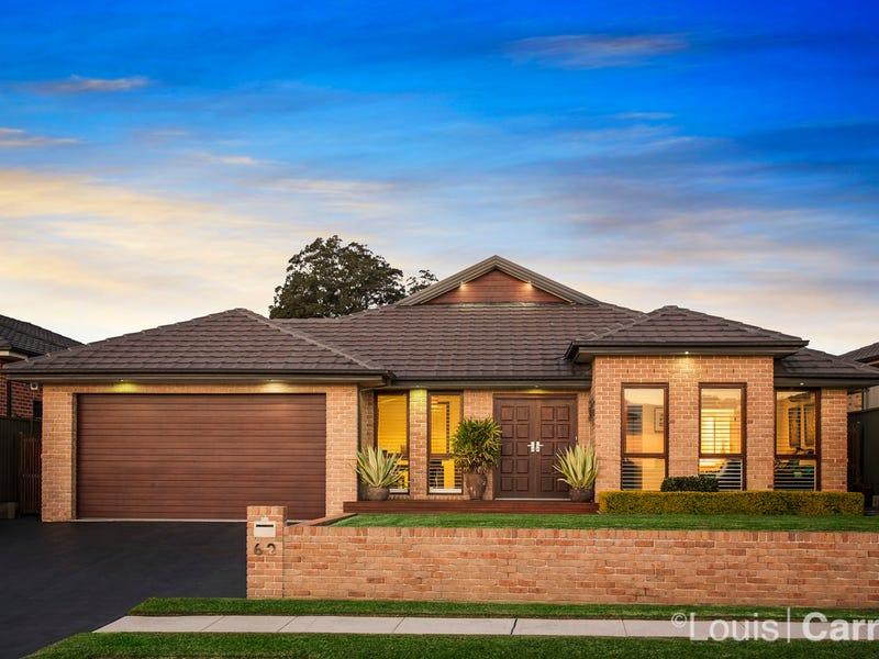 62 Sovereign Avenue, Kellyville Ridge, NSW 2155