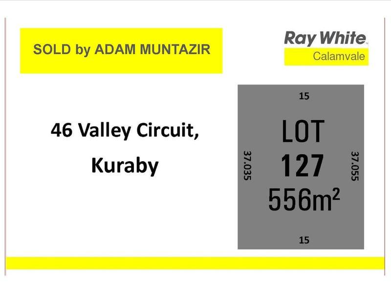 46 Valley Circuit, Kuraby, Qld 4112