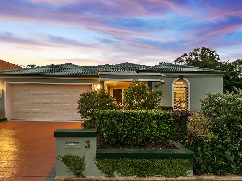 3 Sorrento Close, Carindale, Qld 4152