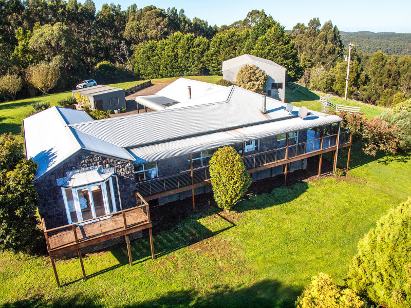 405 Aire Settlement Road, Johanna, Vic 3238