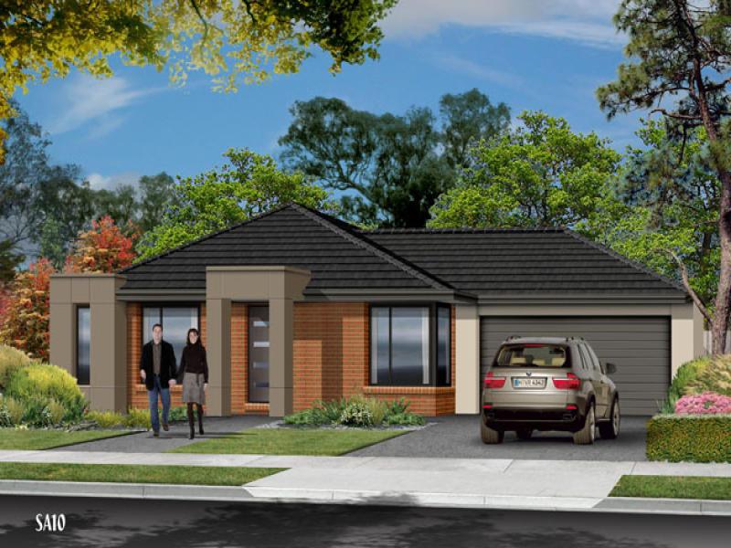 Lot 42 Barnett Street, Kangaroo Flat, Vic 3555