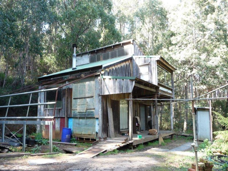 150 Purtons Road, North Motton, Tas 7315